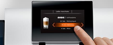 Jura Z8 home coffee machine