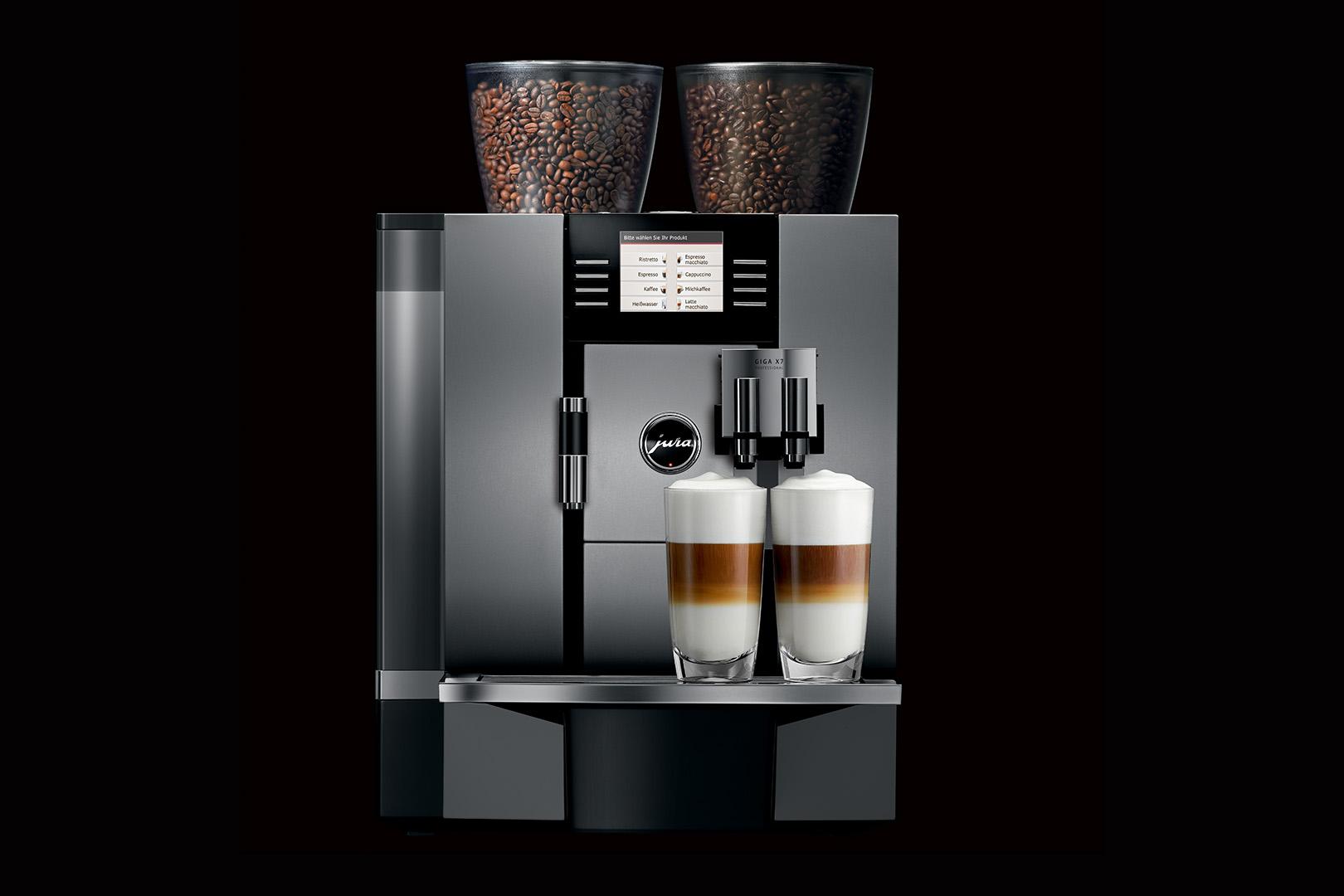 jura coffee machine cleaning instructions
